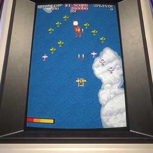 Capcom Arcade Stadium Combat De Chiens