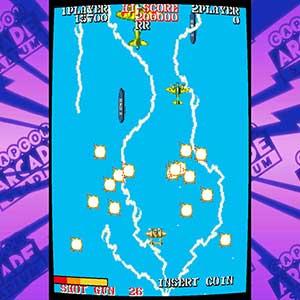 Capcom Arcade Stadium Attaque Eclair