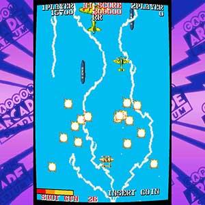 Capcom Arcade Stadium Packs 1, 2, and 3 Fusil A Pompe