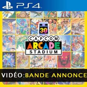 Capcom Arcade Stadium PS4 Bande-annonce Vidéo