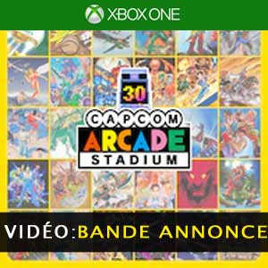Capcom Arcade Stadium Packs 1, 2, and 3 Xbox One Bande-annonce Vidéo
