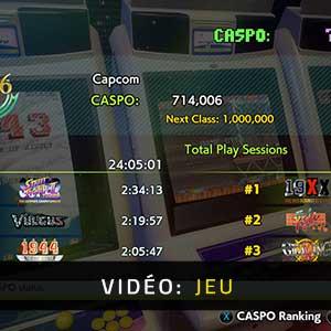 Capcom Arcade Stadium Vidéo De Gameplay