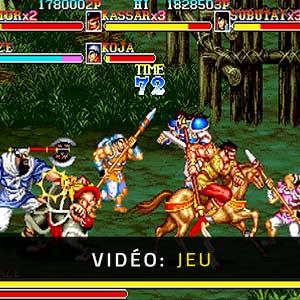 Capcom Beat Em Up Bundle Vidéo De Gameplay
