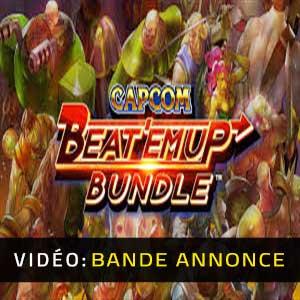 Capcom Beat Em Up Bundle Bande-annonce Vidéo
