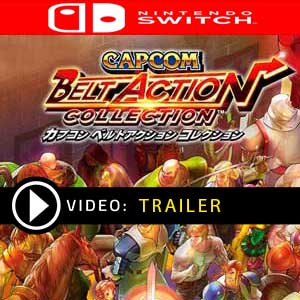 Acheter Capcom Beat 'Em Up Bundle Nintendo Switch comparateur prix