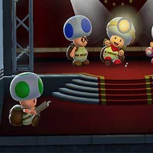 Mini jeux Captain Toad Treasure Tracker Nintendo Switch