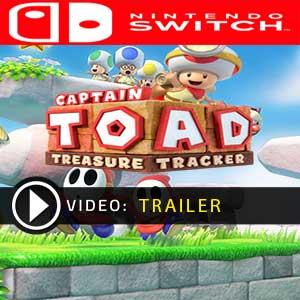 Captain Toad Treasure Tracker Nintendo Switch en boîte ou à télécharger