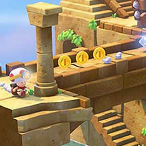 Captain Toad Treasure Tracker Nintendo Wii U Diamant
