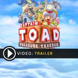 Captain Toad Treasure Tracker Nintendo Wii U en boîte ou à télécharger