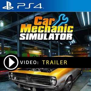 Car Mechanic Simulator PS4 en boîte ou à télécharger