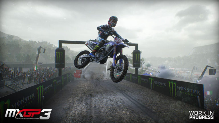 MXGP 3 et son gameplay