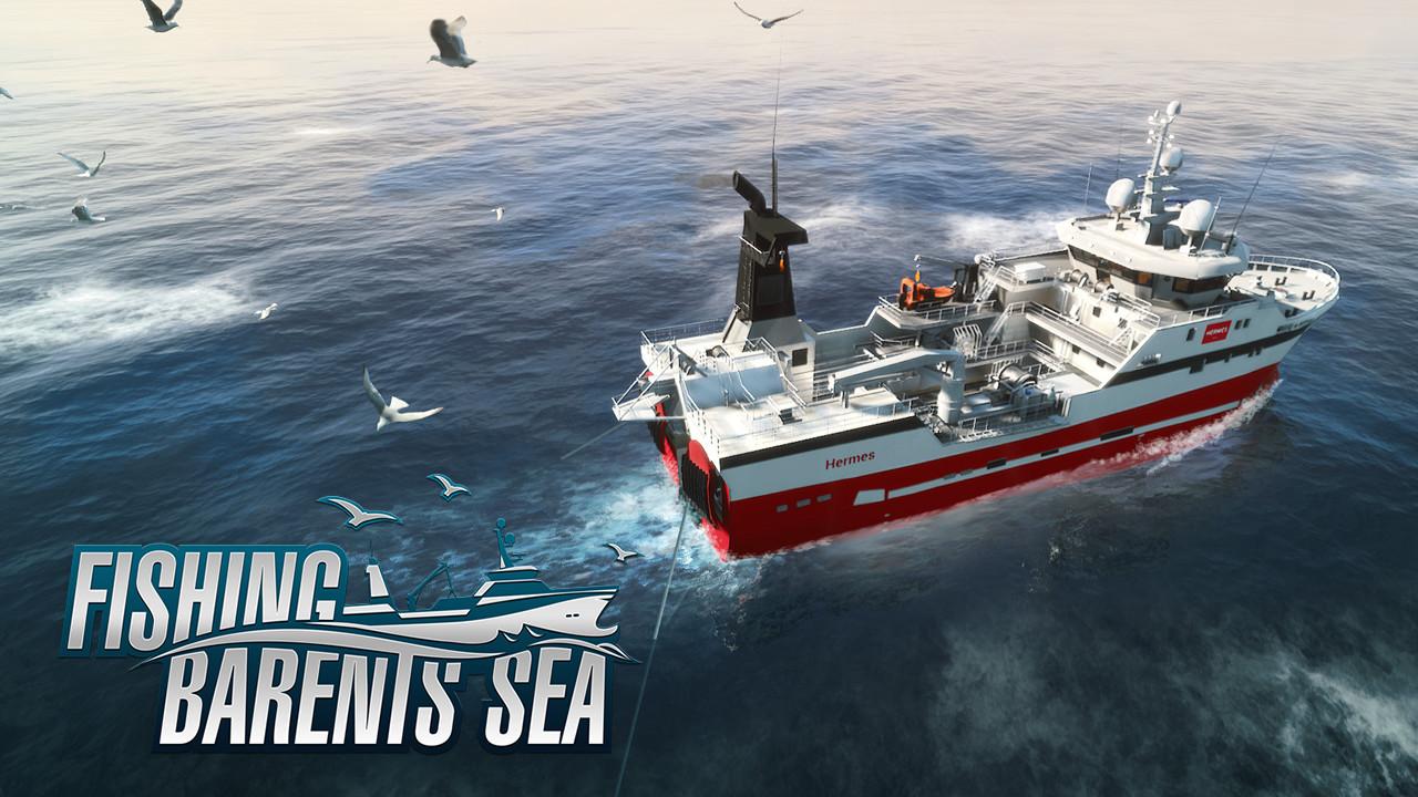 Fishing Barents Sea trailer