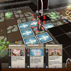 Card Dungeon: Choisissez une carte