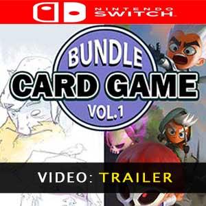 Acheter Card Game Bundle Vol. 1 Nintendo Switch comparateur prix
