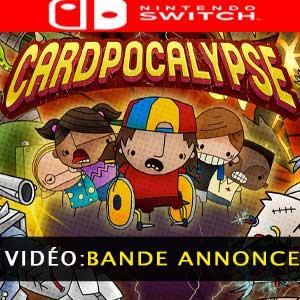 Vidéo de la bande annonce de Cardpocalypse