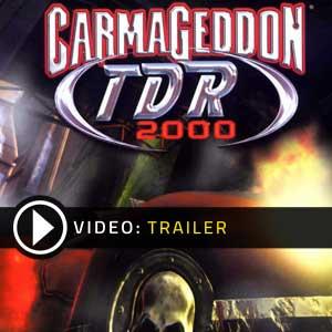 Acheter Carmageddon TDR 2000 Clé Cd Comparateur Prix