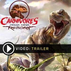 Acheter Carnivores Dinosaur Hunter Reborn Clé Cd Comparateur Prix