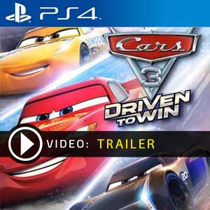 Acheter Cars 3 Driven to Win PS4 Code Comparateur Prix