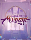 carte Mirrors de Mirage Arcane Warfare