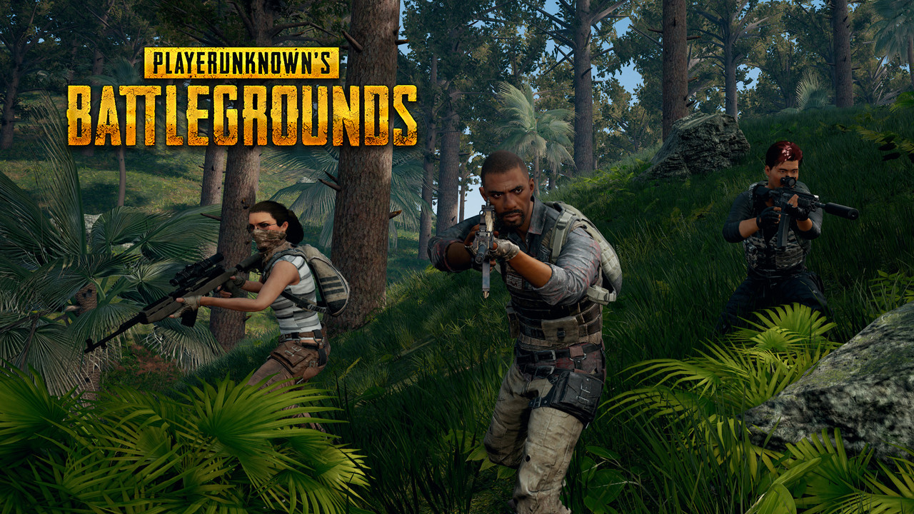 PlayerUnknown's Battlgrounds