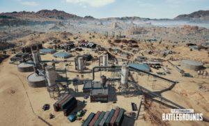 carte désert miramar