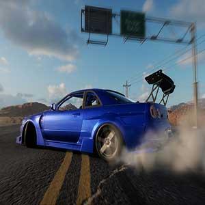 CarX Drift Racing Online La piste du désert
