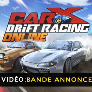 CarX Drift Racing Online Vidéo de la bande annonce