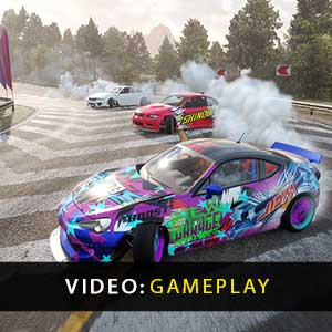 CarX Drift Racing Online Vidéo de jeu