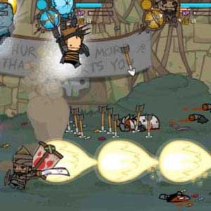 Castle Crashers Gameplay