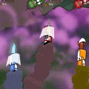 Castle Crashers Personnages