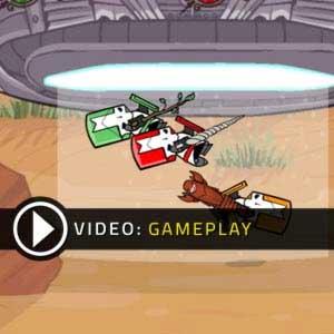 Castle Crashers Gameplay Vidéo