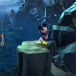 Castle of Illusion starring Mickey Mouse Scénario