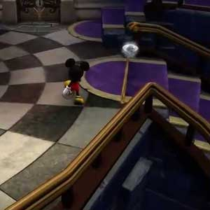 Castle of Illusion starring Mickey Mouse Château