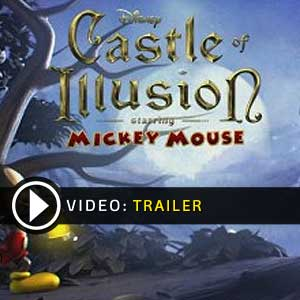 Acheter Castle of Illusion starring Mickey Mouse clé CD Comparateur Prix
