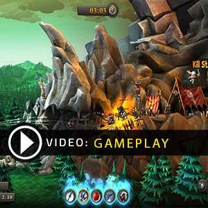 Castlestorm Gameplay Vidéo