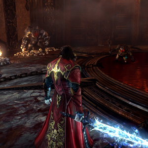 Castlevania Lords of Shadow 2 Bataille