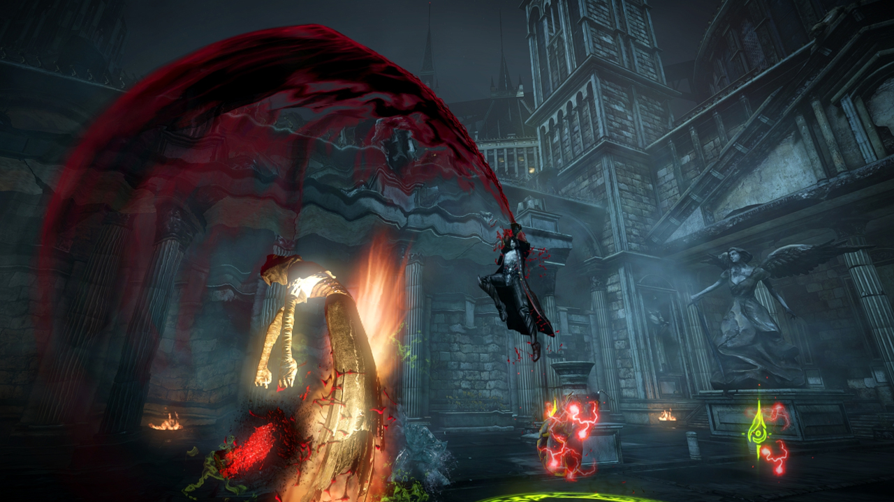 Castlevania Lords of Shadow 2 Vampire