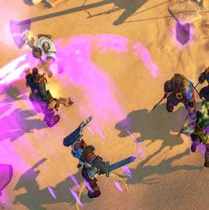 Anteria Combats au Desert Pirates