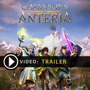 Acheter Champions of Anteria Clé Cd Comparateur Prix
