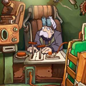Chaos on Deponia Rufus