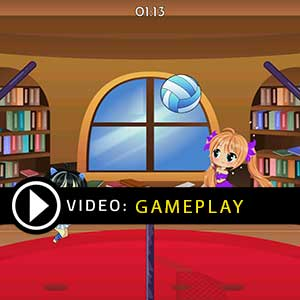 Chibi Volleyball Gameplay Video