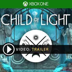 Child of Light Xbox one en boîte ou à télécharger