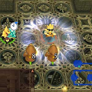 Chocobo moves