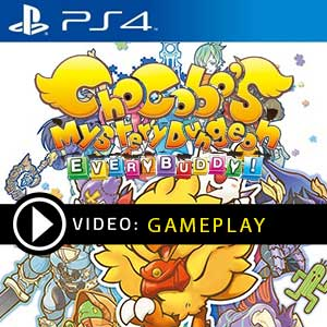Chocobo's Mystery Dungeon EVERY BUDDY PS4 en boîte ou à télécharger