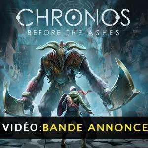 Vidéo de la bande annonce Chronos Before the Ashes