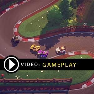 Circuit Superstars Gameplay Video