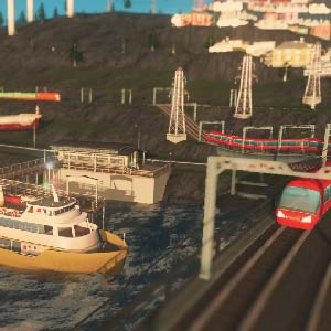 Cities Skylines Mass Transit Chemin de fer
