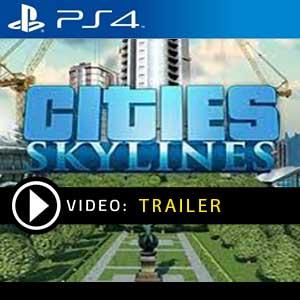 Cities Skylines PS4 en boîte ou à télécharger