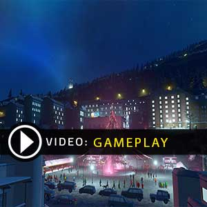 Cities Skylines Snowfall Gameplay Vidéo