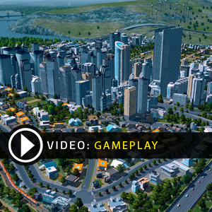 Cities Skylines Gameplay Video